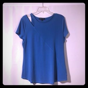 NEW W/O tags INC Woman's blouse